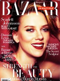 Harper's Bazaar UK – October 2013