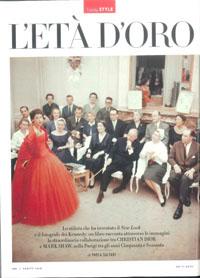 Italian Vanity Fair- November 2013