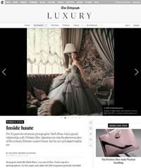 Telegraph Luxury – 21 October 2013