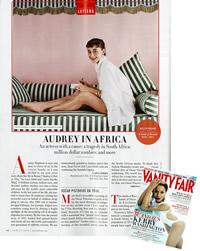 Vanity Fair – August 2013