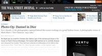 Wall Street Journal November – 2013