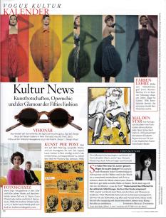German Vogue -April 2013