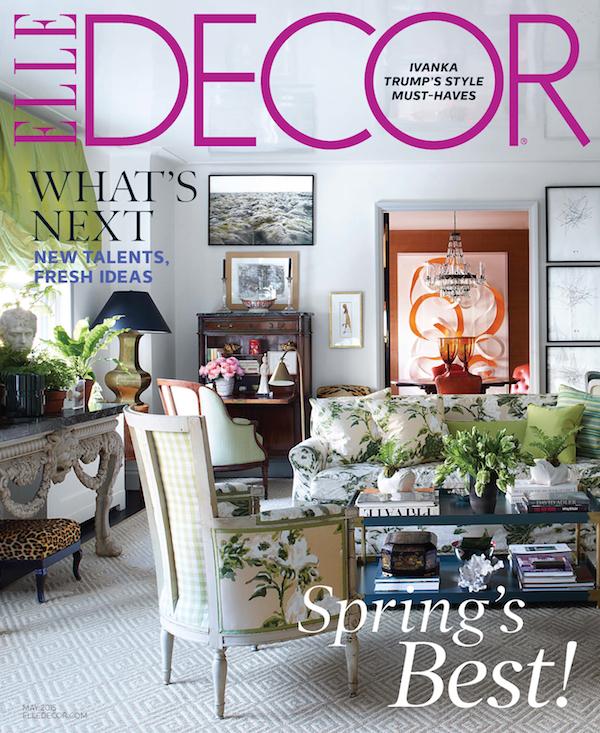 Elle Decor – May 2015
