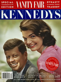 Vanity Fair – Commemorative Kennedys Edition