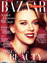 Harper's Bazaar UK – October 2013