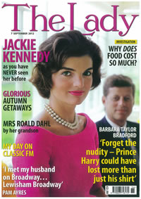 The Lady – September 2012