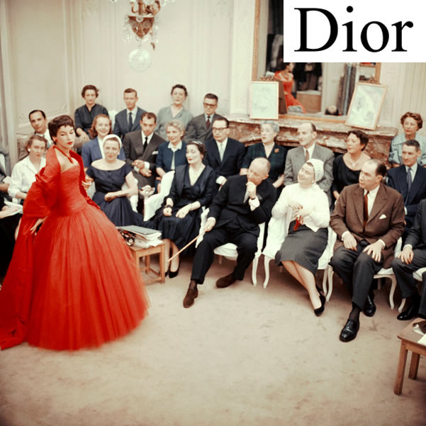 Esprit Dior – Miss Dior – Grand Palais, Paris 11/12/13-11/25/13