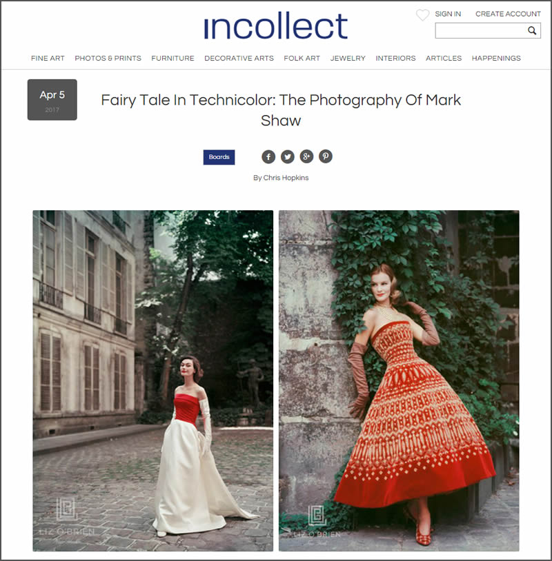Incollect – Fairy Tale in Technicolor
